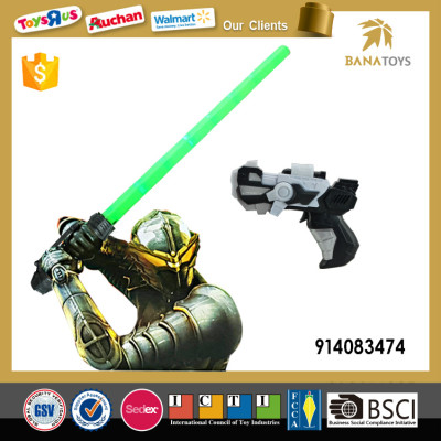 Electric Laser Sword Toy With Light And Sound