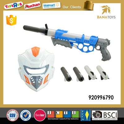 2017 hot sale air soft bbs gun with mask
