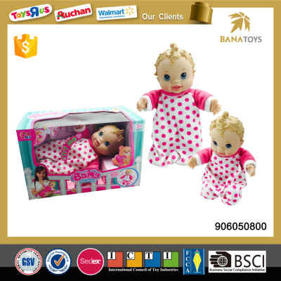 2017 Free Shipping reborn soft silicone baby dolls