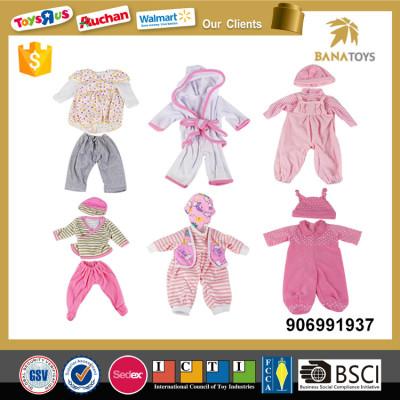 2017 mini wholesale doll clothes dresses for dolls