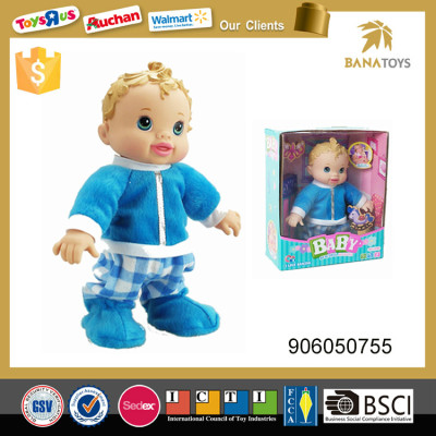 New Design Lovely Electric Toy Baby Alive Doll