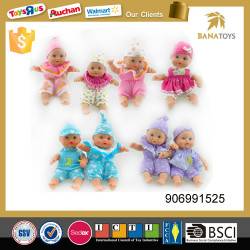 Eco-friendly newborn silicone reborn Baby Dolls for sale