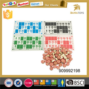 Board game toys wooden digital chess sets