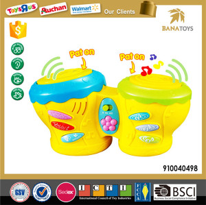 Baby musical toy set electronic drum