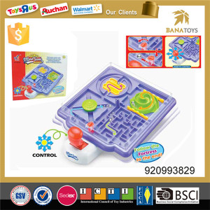 Intelligent toy 4 in 1 maze for kids