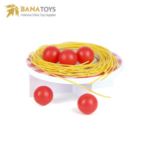 Funny educational toys for kids meat ball machine game