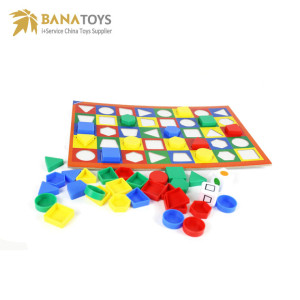 Diverting connect four board game educational toy