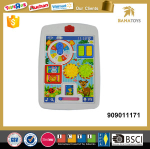 2017 baby tablet PC toys for kids