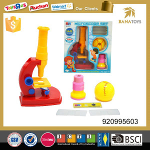 Microscope stem science kit toys for kids educational