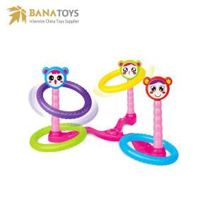 New design plastic ringtoss educational games for kids