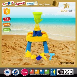 2017 hot Summer outdoor toy sand and water play table