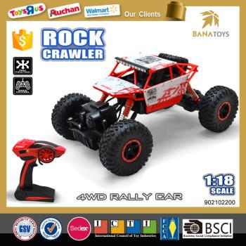 2016 1:18 Rock Crawler Rc Auto Für Kinder