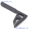 Cast metal parts, made of aluminum alloy, accuracy reaches ±0.005mm, with best price and quality