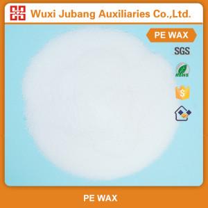First Rate precio de fábrica blanco Pe polvo de cera bajo polímero lubricante para goma