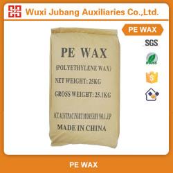 özelleştirilmiş beyaz renkli pe balmumu geliştirmek PE ürünleri