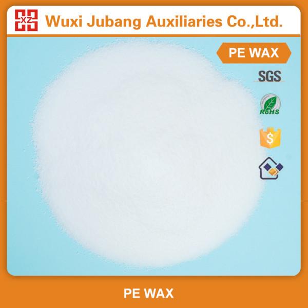 Professional manufacturés en blanc granules Pe cire pour couleur mélange maître