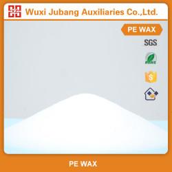 fabrika doğrudan satış beyaz toz pul kullanır pe balmumu pvc boru
