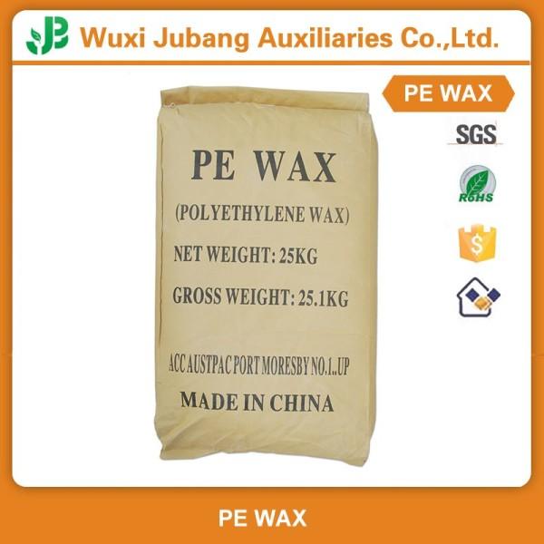 Prix raisonnable poudre blanche blanc fabricant Hdpe cire