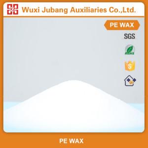 Высокое качество высокой температурой плавления белый Pe воск в на пвх пластина