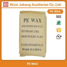 Alta MMelting ponto branco para lubrificante Pe de cera para cerca Pvc