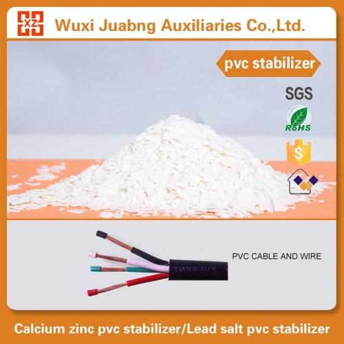 Сертифицированный Ca / Zn профессиональный заводского изготовления стабилизатор для пвх кабель