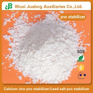 PVC  Heat Stabilizer ─── Lead Based Stabilizer
