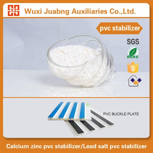 Hochwertigen pvc Blatt Materialien stabilisant pvc für pvc-platte