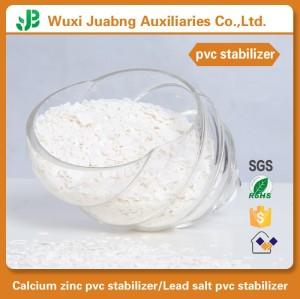 Pvc-blatt materialien nicht- toxische calcium-zink- composite-stabilisator für pu