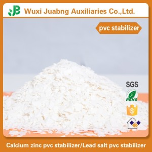 Worth Buying Chemical PVC Calcium Zinc Stabilizer for Environmental PU