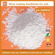 Petit flocon Pvc bois plastique Composite Ca / Zn stabilisateur pour plaque de Pvc