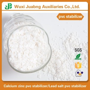 High Tech Lead Salt PVC Material Stabilizer for PVC Plate