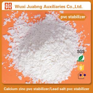 China alibaba lieferanten weiße pvc calciumstearat/zinkstearat hersteller