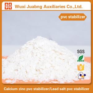 Alta densidad química agente auxiliar de Zinc calcio de calor del PVC estabilizador