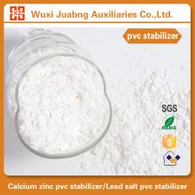 Prix promotionnel Ca / Zn poudre chimique PVC Agent auxiliaire pour en plastique