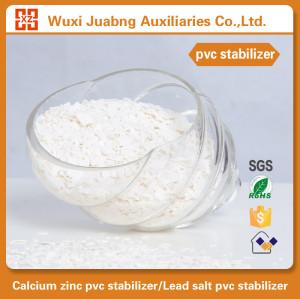 Goma auxiliar agentes Ca / Zn estabilizador para Pvc compuesto plástico de madera