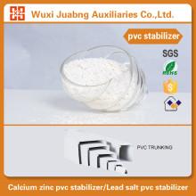 Pvc stabilisateur flocons pour le pvc goulotte