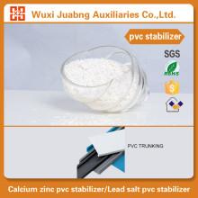 Pvc chaleur stabilisants pour pvc goulotte