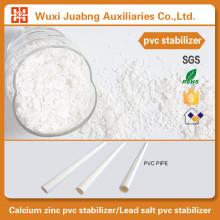 Pvc estabilizador químico para tubo de pvc