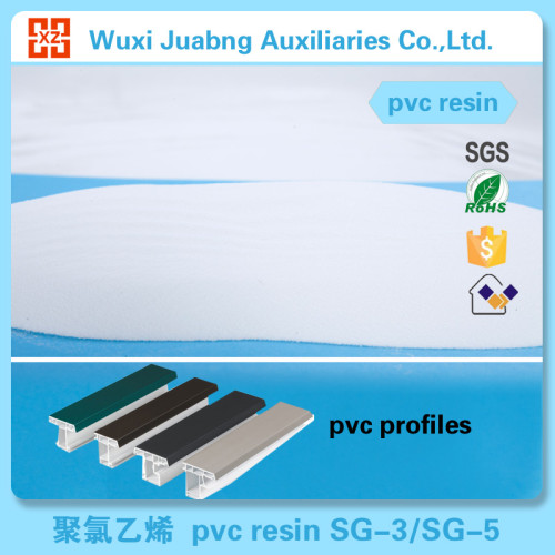 High-Tech sg5 k67 pvc hdpe-harz preise für pvc-profile
