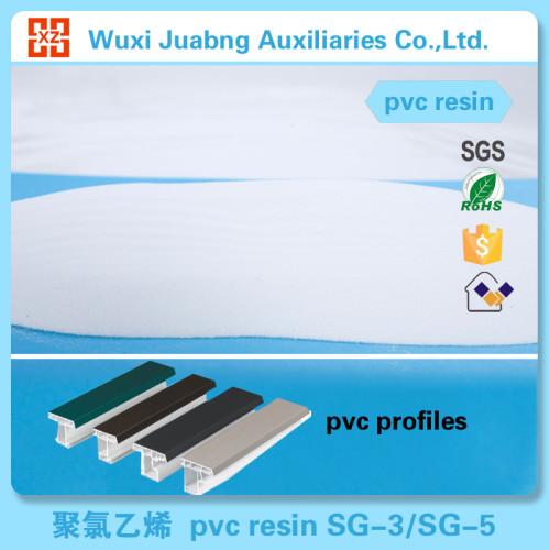 Kompakte niedrigen preis weichen pvc-harz sg7 für pvc-profile