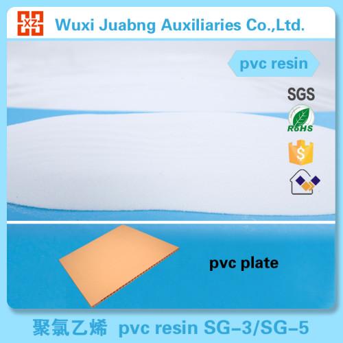 Vernünftigen Preis pvc-harz chemischen preise für pvc-platte