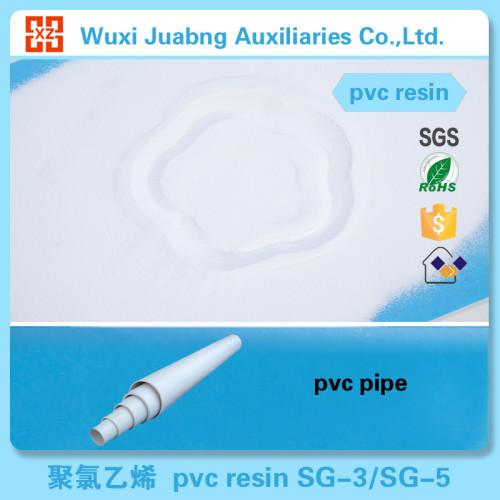 Industriellen sg5 pvc-harz für druckfarben für pvc-rohr