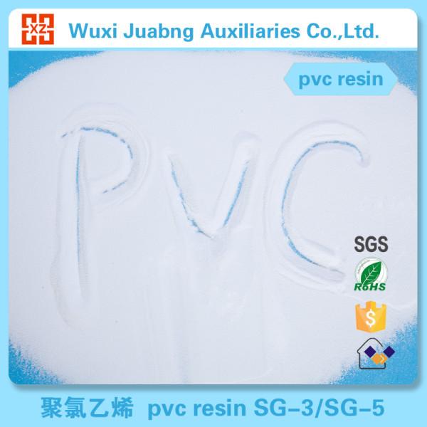 Guten verkauf pvc-harz sg3 sg5 sg8 für pvc-rohr