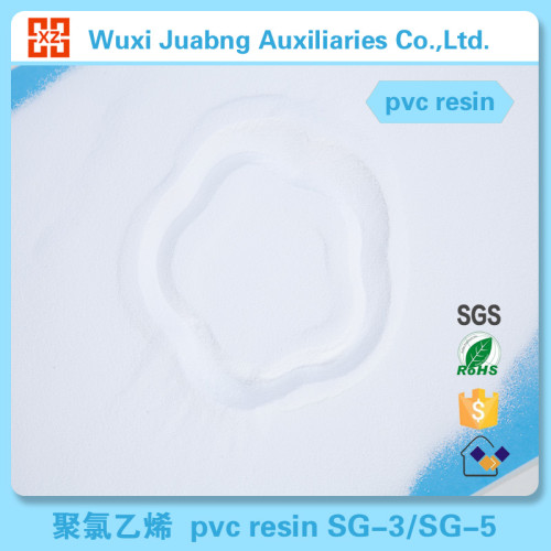 Zuverlässigen Ruf pvc-harz sg5 k67 chemisches pulver für pvc-rohr
