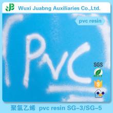 China Hersteller Sg3/Sg5 Aussetzung Grade Pvc-harz Für Pvc Platte