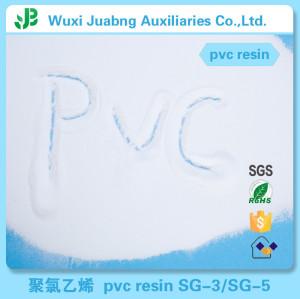 Garantierte Qualität Aussetzung Grade Pvc-harz Sg5 K-wert 67 Für Pvc-rohr