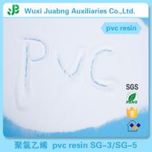 Chlorure de polyvinyle Pvc Résine Sg1 Pour Pvc Câble Et Fil
