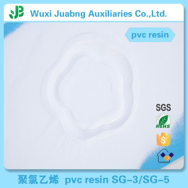 Fabrik Direktverkauf Rohr Grade Pvc Harz Sg-5 Für Pvc Platte