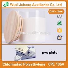 Aditivo químico auxiliar agente / química / CPE clorada polietileno 135A