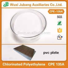 Chlorierte polyethylen CPE 135A, Kunststoffadditiv, Cpe 135a verwendet für pvc-zusatzstoffe